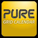 Pure Grid calendar widget apk