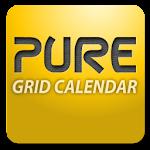 Pure Grid calendar widget v2.6.9