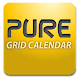 Pure Grid calendar widget icon