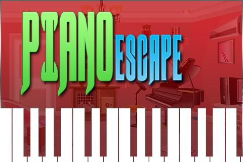 Piano Room Escape - screenshot