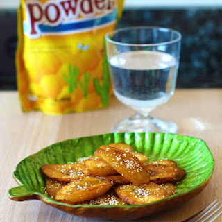 Fried Sweet Plantain