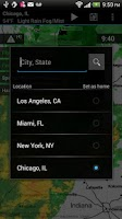 Screenshot of Radar Express