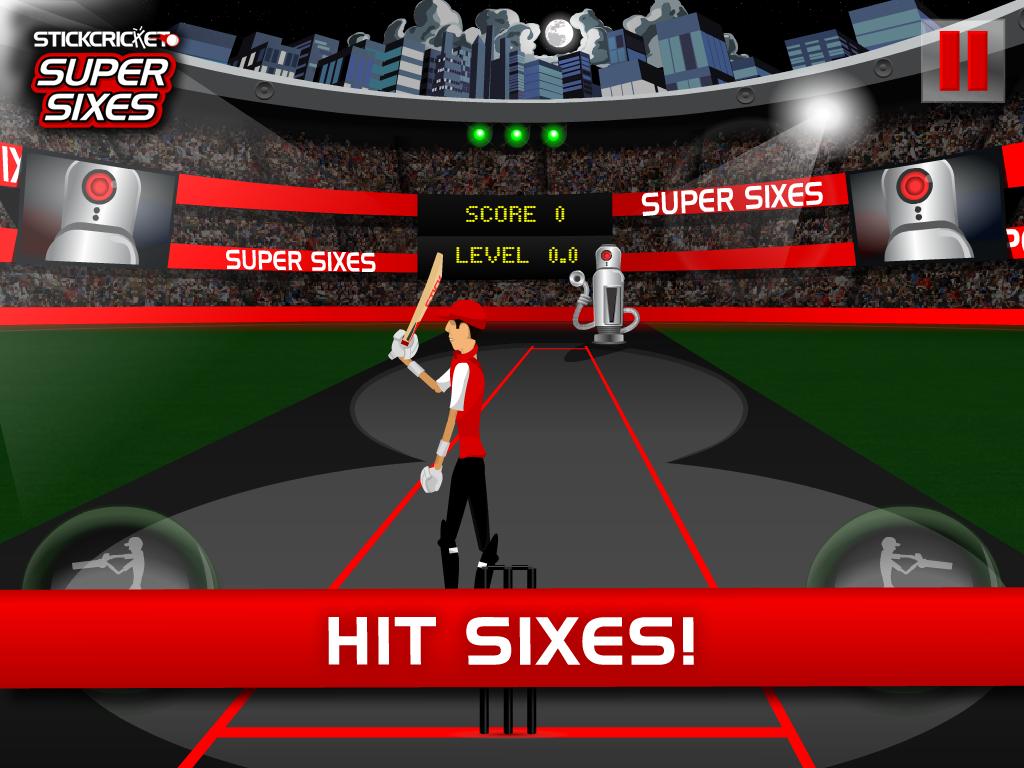 Stick Cricket Super Sixes screenshot #7