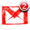 Gmail Unread Count OLD logo