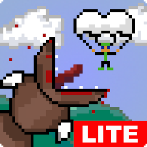 Download Game Super Mega Worm Lite - iPhone App