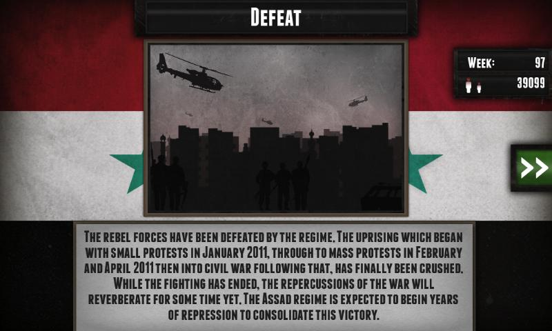 Endgame:Syria - screenshot