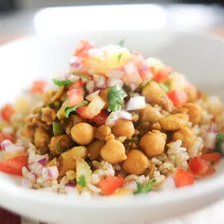 Chickpea + White Bean Masala