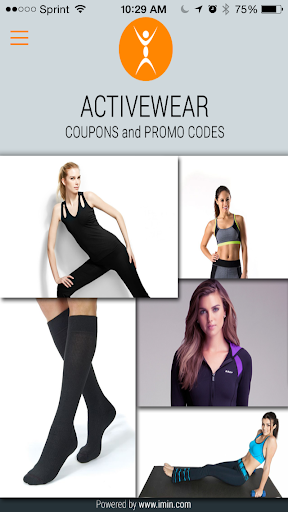 Activewear Coupons - I'm In
