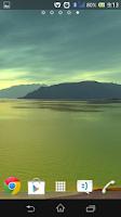 Screenshot of Mountains Wallpaper