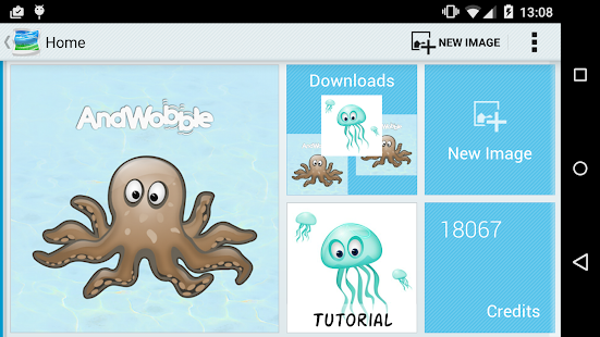 AndWobble- screenshot thumbnail