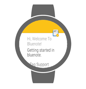 Bluenote - notes and lists- screenshot thumbnail