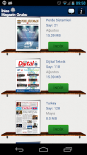 İhlas Magazin- screenshot thumbnail