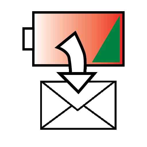 Automatic Battery Message LOGO-APP點子