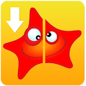 SCROLL PUZZLE preschool game icon