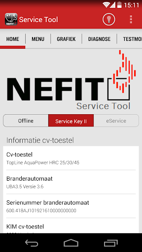 Service Tool