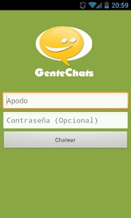 Chat GenteChats- screenshot thumbnail