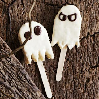 Malloween Ghosts