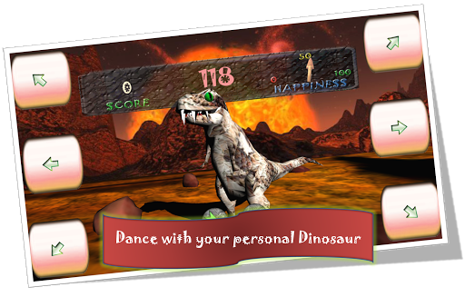 Dinosaur Dance Hero HD
