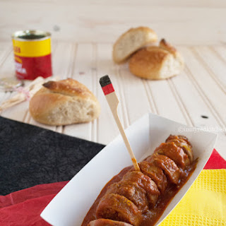 Food Truck Tuesday – Currywurst Recipe