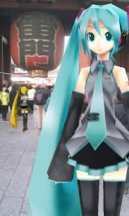 MikuMikuPhoto- screenshot thumbnail
