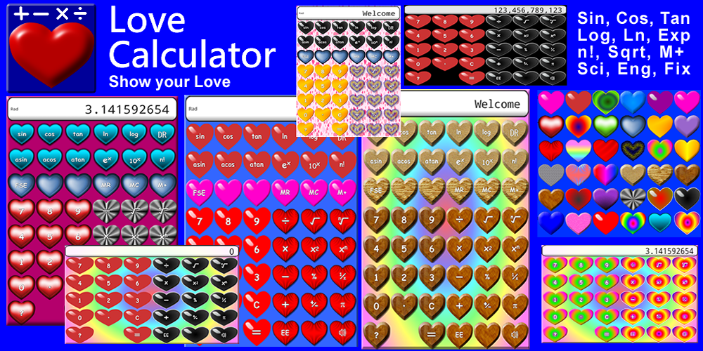 Love Calculator HD - screenshot