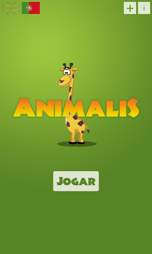 Animalis: Animais pra Crianças