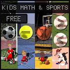 Kids Math and Sports Free icon