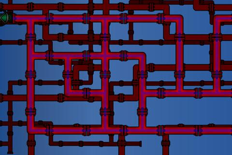 Pipe Puzzle - screenshot