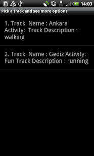 Runner App - screenshot thumbnail