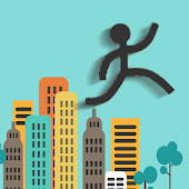 Crazy Stickman Endless Running