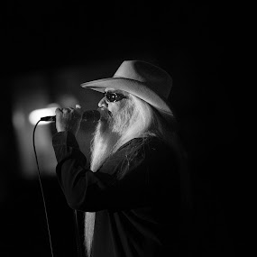 One of my favorite shots from the Oak Ridge Boys performance last night. by Hans Watson - People Musicians & Entertainers (  )