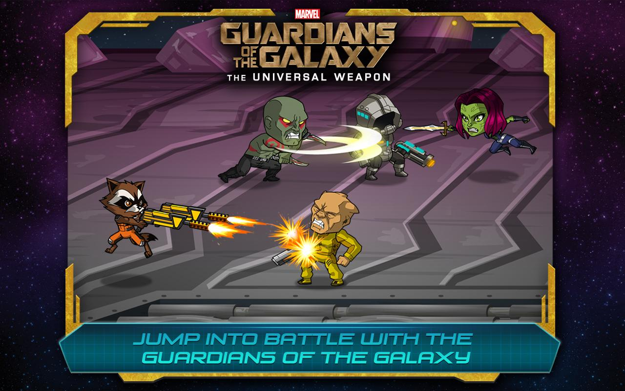 Guardians of the Galaxy: TUW screenshot #1