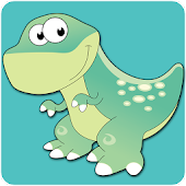 Dinosauri il puzzle for kids