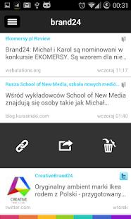 Brand24 - Internet Monitoring