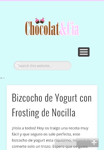 Chocolat Cía