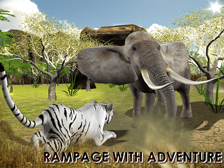 Wild Tiger Jungle Hunt 3D 1.7 screenshot 69920