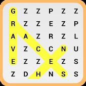 Word Search English Game