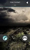 Screenshot of UCS Elegance Blue Theme