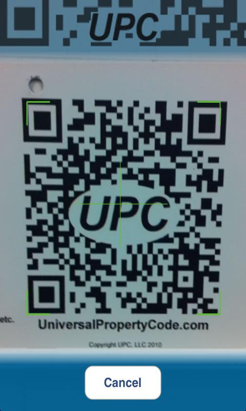 Universal Property Code - screenshot