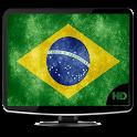 Brazilian TV Live HD icon