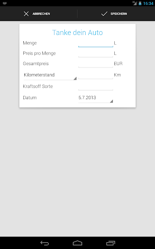 【免費生產應用App】ReFuel Pro - Sprit Log-APP點子