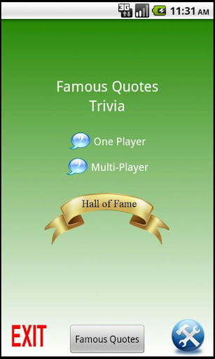 Famous Quotes Trivia Free