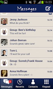 Plingm – Free & Cheap Calls - screenshot thumbnail