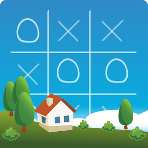 Tic Tac Toe in Blue Sky for PC and MAC
