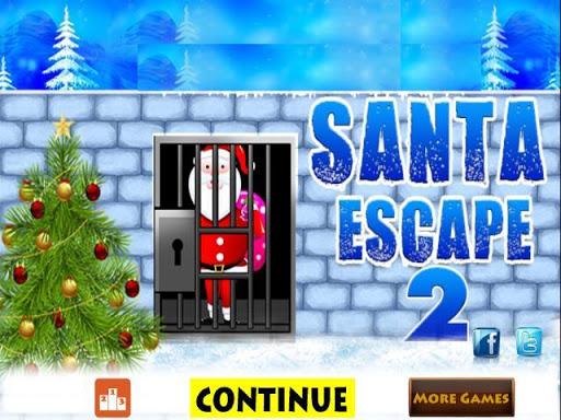 聖誕老人密室逃脫2 - 史上最聖誕節的解密遊戲