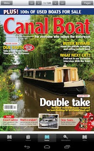 Canal Boat Magazine - screenshot thumbnail