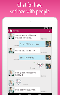Waplog Chat Dating Meet Friend- screenshot thumbnail