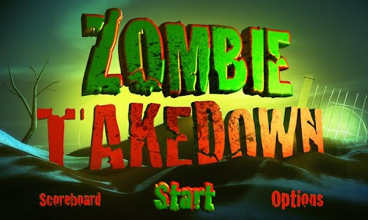 Zombie Takedown - screenshot thumbnail