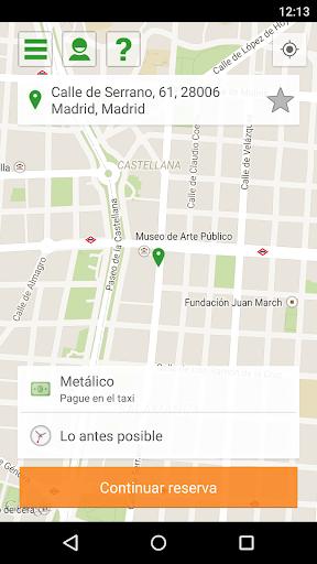 Teletaxi Madrid
