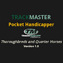TrackMaster Pocket Handicapper logo